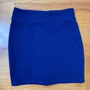 Urban outfitters Navy Blue Mini skirt BDG